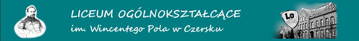 Strona LO Czersk